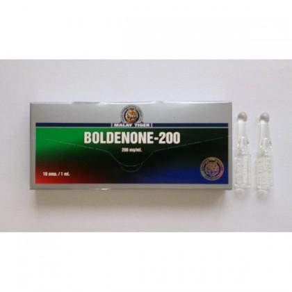 Boldenone 200 Malay Tiger (1 amp)