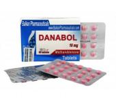 Danabol Balkan Pharmaceuticals (100 tab)