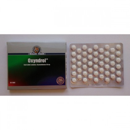 Oxydrol Malay Tiger (100 tab)