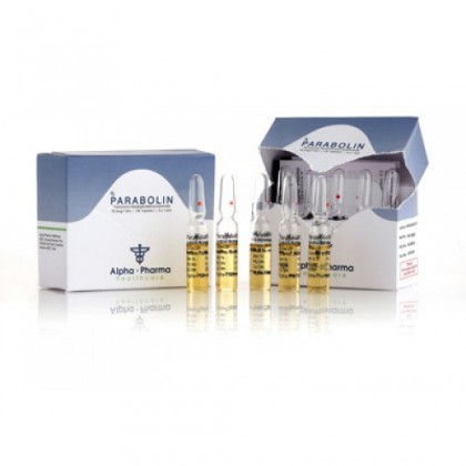 Parabolin 76,5mg Alpha Pharma