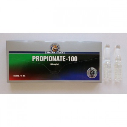 Propionate 100 Malay Tiger (1 amp)